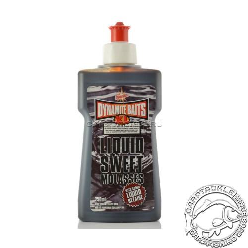 Аттрактант Dynamite Baits XL Liquid Sweet Mollases 250ml Сладкая патока