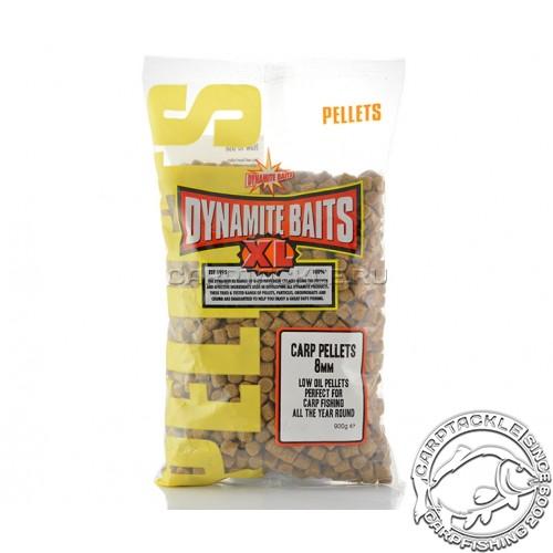 Пеллетс Dynamite Baits XL Carp Pellets 8mm 900g