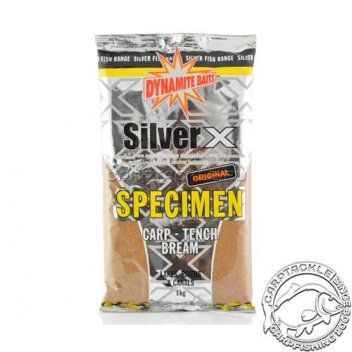 Silver X Specimen – Original 1кг Прикормка методная