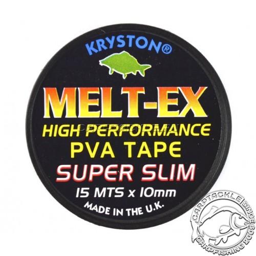 PVA лента Kryston Meltex Super Deluxe PVA Tape 10mmx10m Clear