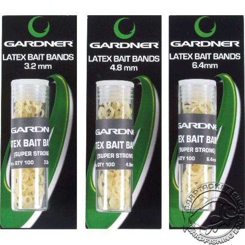 Кольцо силиконовое Gardner LATEX BAIT BANDS 6.4mm
