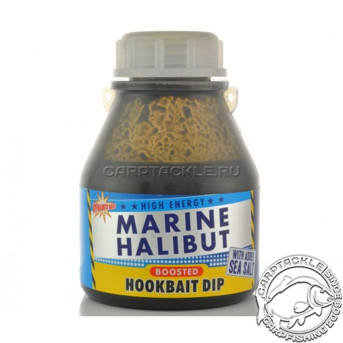 Дип Dynamite Baits Marine Halibut 250ml Морской Палтус