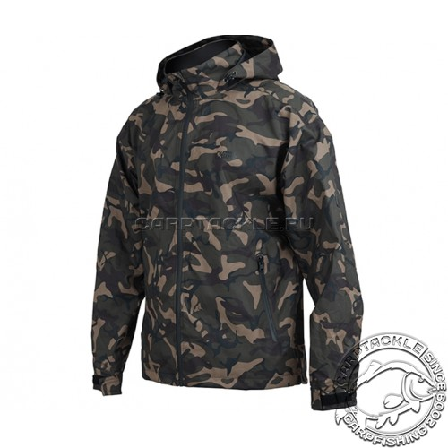 Куртка непромокаемая размер XL Fox Chunk LW Camo RS 10k Jacket X Large