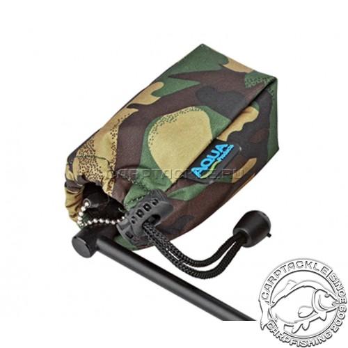 Чехлы для сигнализаторов Aqua Alarm Pouch Camo - 3шт комплект