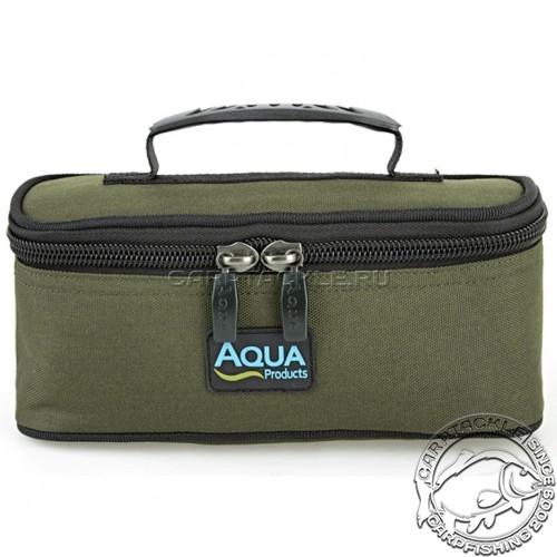 Cумка для аксессуаров средняя Aqua Bitz Bag Black Series - Medium