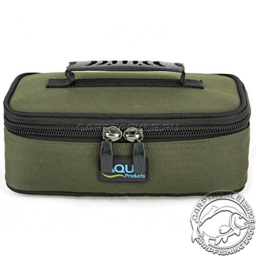 Cумка для аксессуаров большая Aqua Bitz Bag Black Series - Large