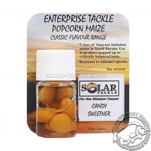 Искусственная плавающая насадка Enterprise Tackle Pop Up SOLAR CANDY SWEETENER аромат конфет с подсластителем