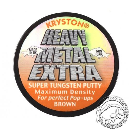 Свинец Kryston Heavy Metal Extra коричневый
