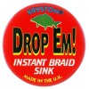 Мягкий свинец KRYSTON DROP EM Instant Braid Sink