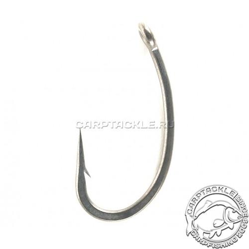 Крючки карповые с изогнутым цевьем размер №4 Fox Edges Curve Shank