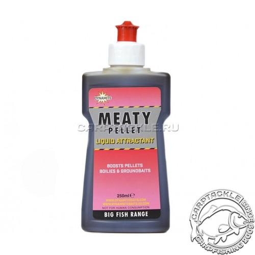 Аттрактант Dynamite Baits XL Liquid Meaty Marine 250ml мясной палтус