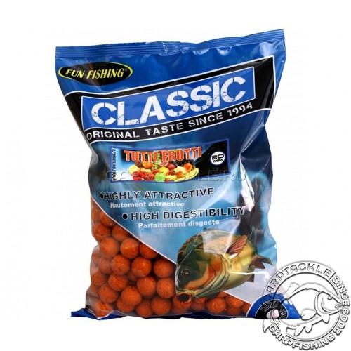 Тонущие бойлы 15мм Fun Fishing Classic Sweetcorn 15mm 2kg Сладкая Кукуруза