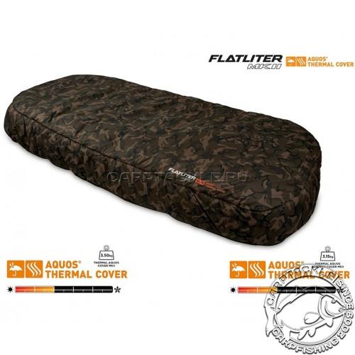 Одеяло флисовое утепленное Fox Flatliter MK2 Thermal Aquos Compact Bedchair Cover