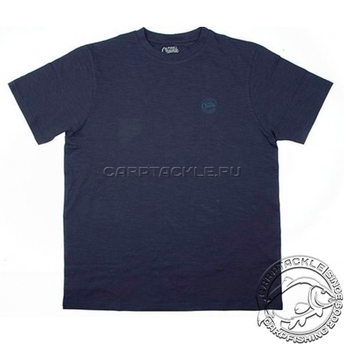 Футболка размер L Fox CHUNK Classic T-Shirt Navy Large