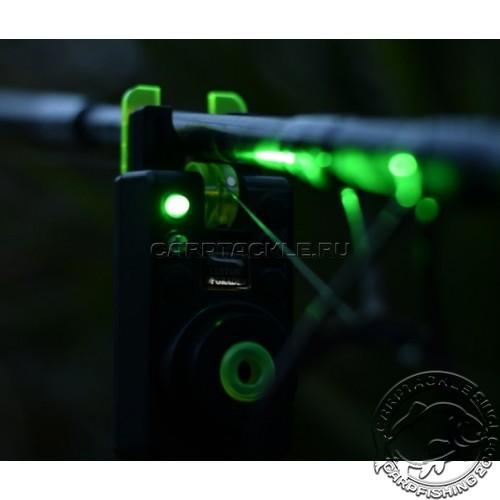Обвес зеленый на сигнализаторы E.C.U. KUDOS TACKLE