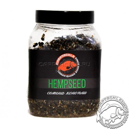 Семена конопли Carptackle Hempseed, банка 850гр.