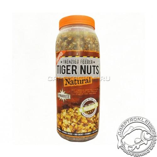 Тигровый орех консервированный 2,5л Frenzied Tigernuts CHOPPED Dynamite Baits