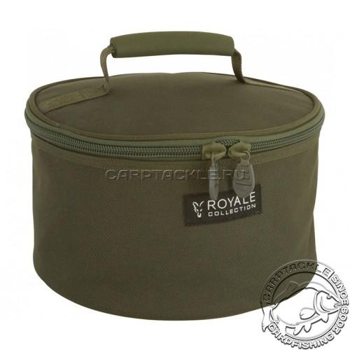 Мягкое ведро для прикормки Fox Royale Bucket