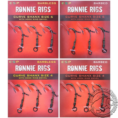 Готовая оснастка ESP Ronnie Rig