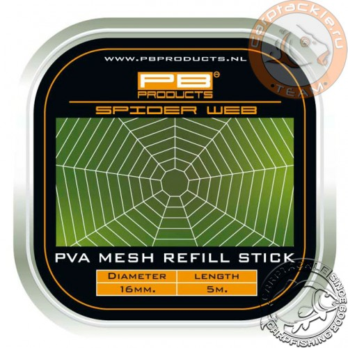 PB PRODUCTS PVA Refill Stick Micromesh 20mm 5m