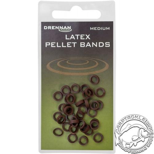 Колечки латексные DRENNAN Latex Pellet Bands