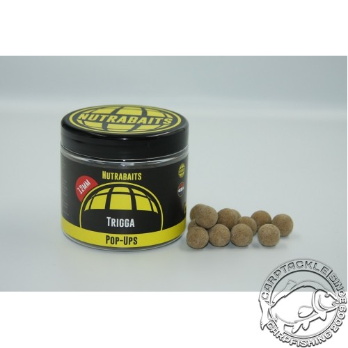 Бойлы плавающие 12мм Nutrabaits Shelf-Life Pop-Ups Trigga 12mm