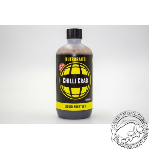 Аттрактант Nutrabaits Chilli Crab Liquid Boosrers 500ml
