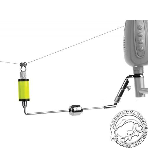 Механический индикатор поклёвки CARP SPIRIT Adjustable C Hanger (Желтый)