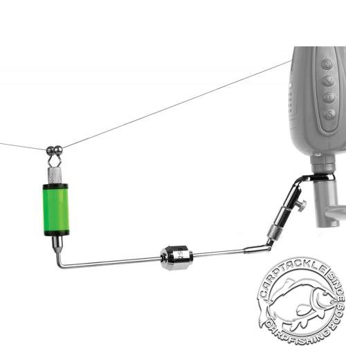Механический индикатор поклёвки CARP SPIRIT Adjustable C Hanger (Зелёный)