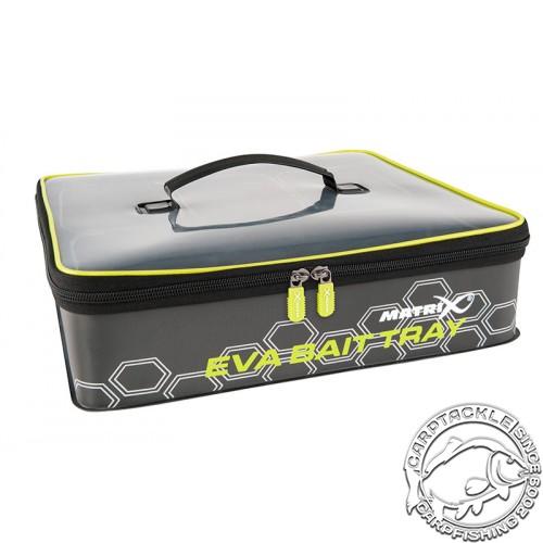 Сумка с коробками для насадок Matrix EVA Bait Tray