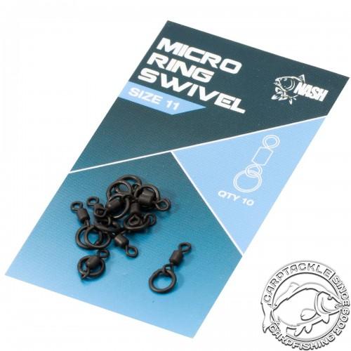 Вертлюги с кольцом Nash Micro Ring Swivel