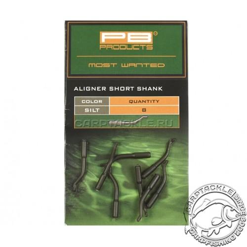 Изогнутая трубка для крючка PB Products Aligners Short Shank
