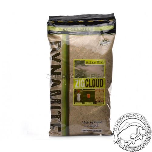 Прикормочная смесь Dynamite Baits Zig Cloud Milky Mix