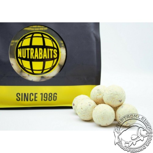 Бойлы тонущие Nutrabaits Shelf-life Cream Cajouser
