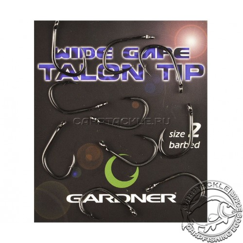 Крючки Gardner Wide Gape Talon Tip