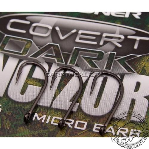 Крючки Gardner Incizor Covert Dark