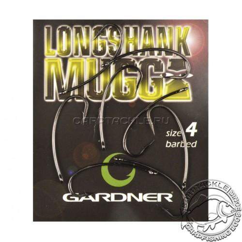 Крючки Gardner Longshank Mugga