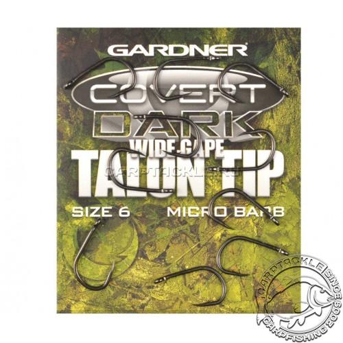 Крючки Gardner Talon Tip Covert Dark