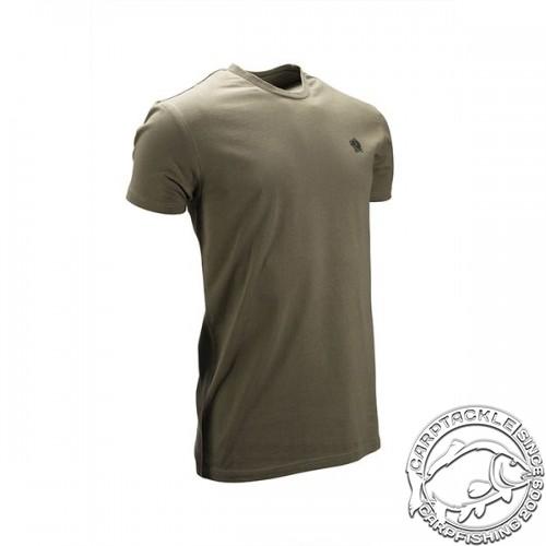 Футболка Nash Tackle T-Shirt Green