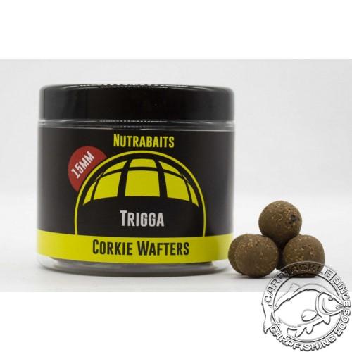 Бойлы нейтральной плавучести Nutrabaits Corkie Wafters Trigga