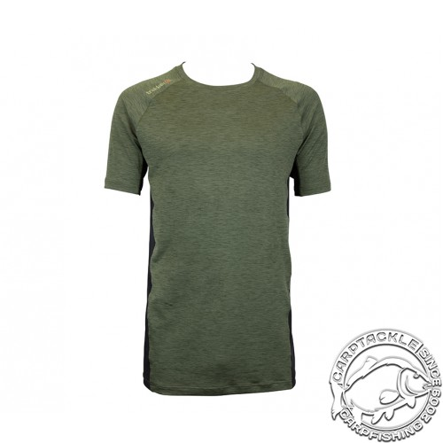 Футболка Trakker Marl Moisture Wicking T-Shirt