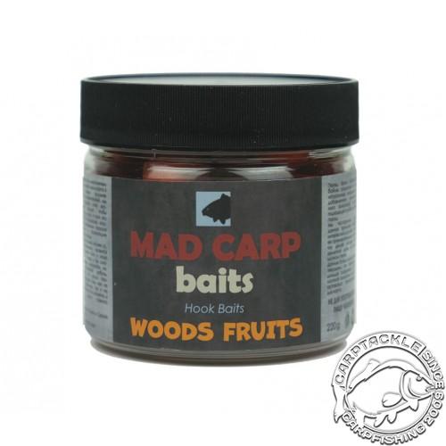 Бойлы насадочные Mad Carp Baits Woods Fruits 20mm 220gr