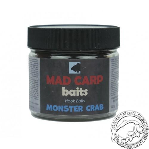 Бойлы насадочные Mad Carp Baits Monster Crab 20mm 220gr
