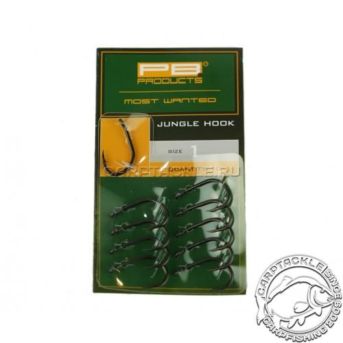 Крючки карповые PB Products Jungle Hook DBF