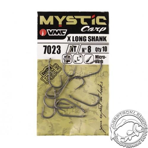 Крючки карповые VMC 7023 NT
