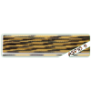 Поводковый материал Katran ASPID9 25Lb 10m