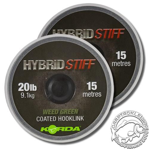Поводковый материал Korda Hybrid Stiff
