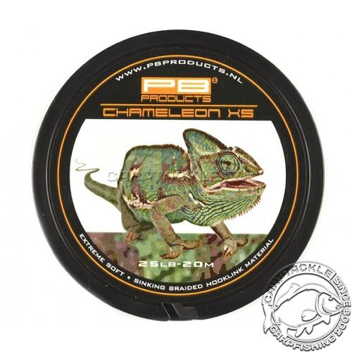 Поводковый материал PB Products Chameleon 25lb 20m