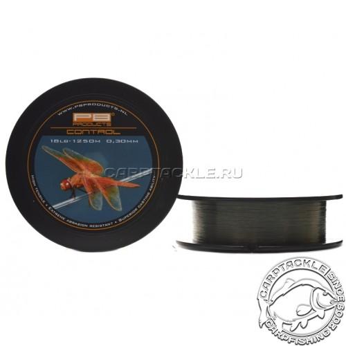 Леска прозрачная 0,30 1250м PB Products Control Mono