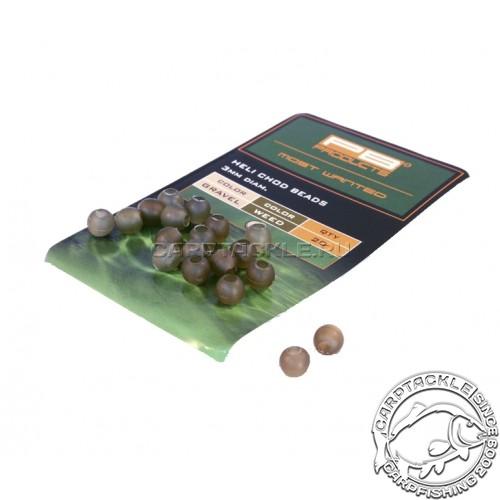 Отбойник PB Product Heli-Chod Beads Gravel/Weed